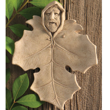 FOREST SPIRIT STONE PLAQUE *DS*