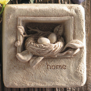HOME MINI PLAQUE *DS*