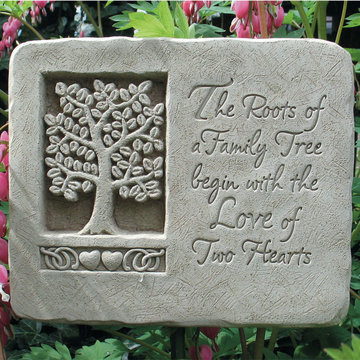 ROOTS OF LOVE PLAQUE *DS*