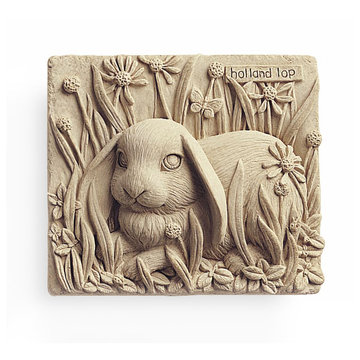 HOLLAND LOP PLAQUE *DS*