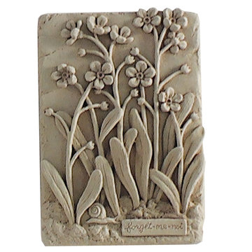 FORGET-ME-NOT PLAQUE *DS*