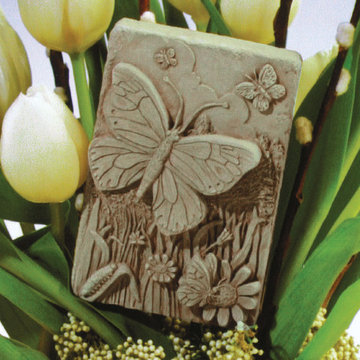BUTTERFLY MEADOW PLAQUE *DS*
