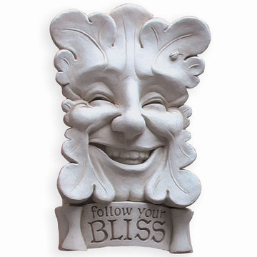 FOLLOW YOUR BLISS PLAQUE *DS*