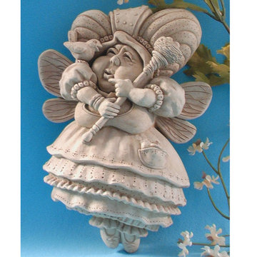 SONGBIRD FAIRY PLAQUE *DS