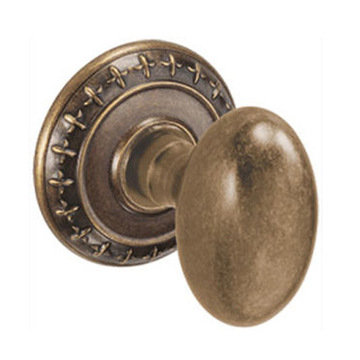 ST CHARLES 2 3/4 PASSAGE DOOR SET WITH EGG KNOB