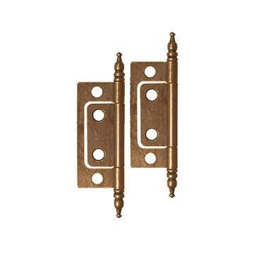 Restorers Classic 1556 Non Mortise Steel Hinge