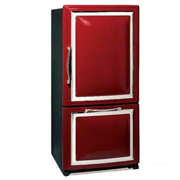 30 ANTIQUE REFRIGERATOR