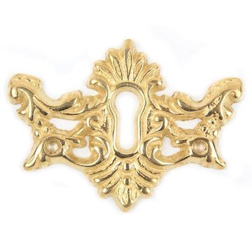 Restorers Classic Cast Brass Escutcheon
