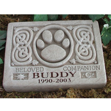 CARRUTH PERSONALIZED PET MEMORIAL PLAQUES