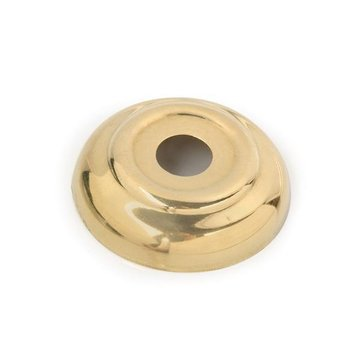 Restorers Classic 1359-PB Bed Finial Washer
