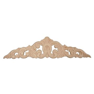Legacy Signature 24 Inch Scroll  And Leaf Applique