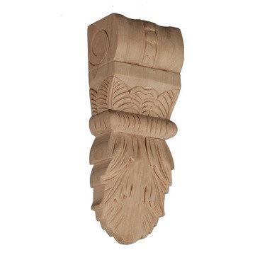 Legacy Signature 7 3/4 Inch Tropical Leaf Corbel