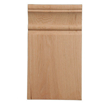 Legacy Artisan Plain Miterless Trim Plinth Block