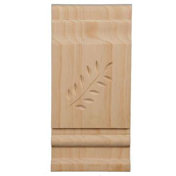 Legacy Signature Leaf Miterless Trim Corner Head Block