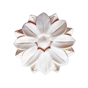 Legacy Signature 2 7/8 Inch Round Flower Applique