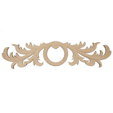 Legacy Signature 24 3/4 Inch Leaf And Wreath Applique