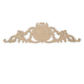 Legacy Signature 31 5/8 Inch Flower And Medallion Applique
