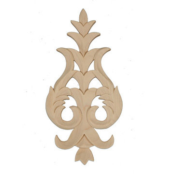 Legacy Artisan 8 3/4 Inch Leaf Applique