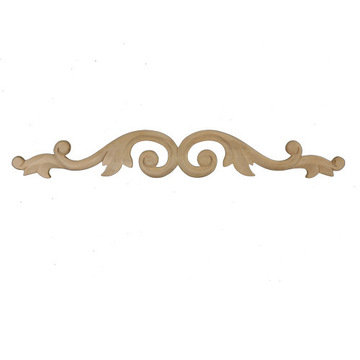 Legacy Artisan 15 3/4 Inch Scroll Applique