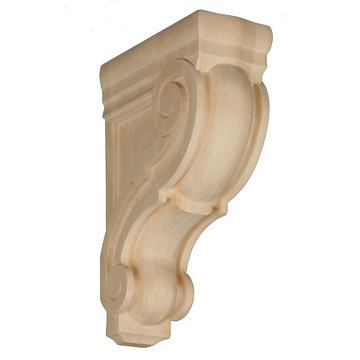 Legacy Signature 11 5/8 Inch Scroll Corbel