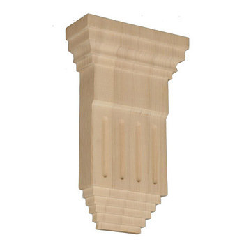 Legacy Artisan 10 3/4 Inch Fluted Corbel