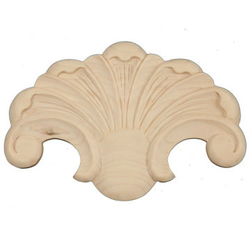 Legacy Artisan 8 Inch Shell Applique