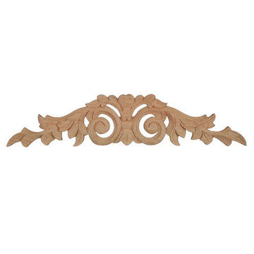 Legacy Signature 18 1/4 Inch Scroll And Leaf Applique