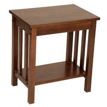 Legacy Artisan Dark Oak Mission Occasional Tables