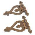 Restorers 5 1/2 Inch Iron Hinge
