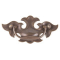 Restorers Solid Brass Chippendale Bail Pull