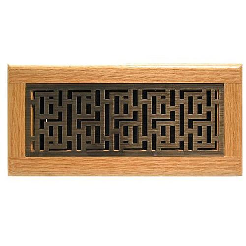 Accord ventilation products forte design oak frame for Accord design decoration