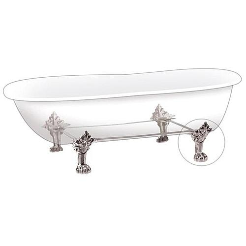 Universal Replacement Clawfoot Tub Cradle Kit Van Dyke S