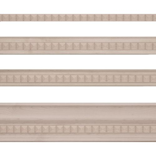 Light Rail Molding: Designs Of Distinction Pinnacle Light Rail Molding Insert