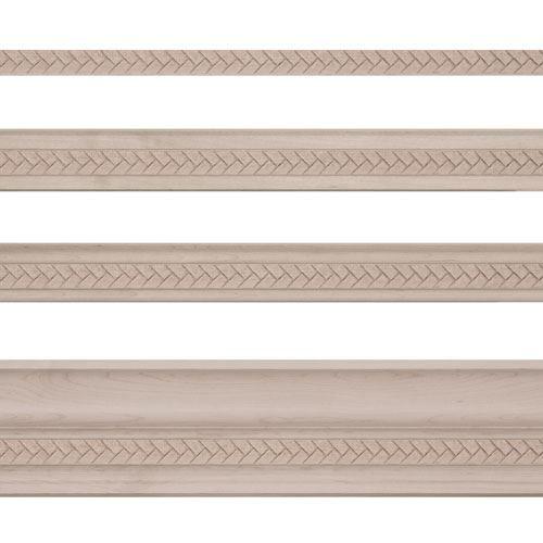 Light Rail Molding: Designs Of Distinction Weaved Light Rail Molding Insert
