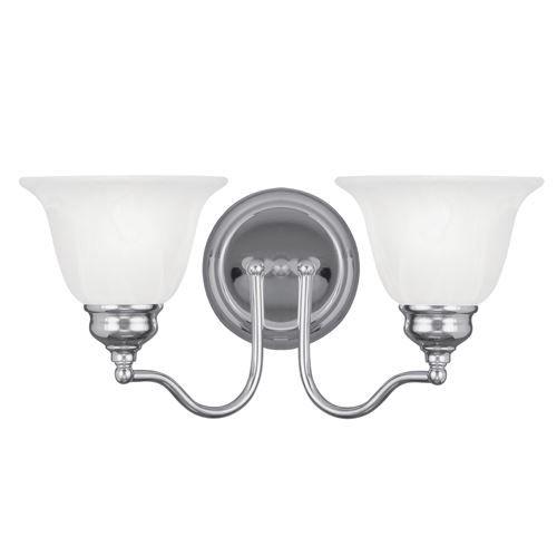 Livex Lighting Essex 2 Light Vanity Light
