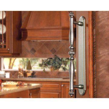 Top Knobs Asbury Appliance Pull Van Dyke S Restorers
