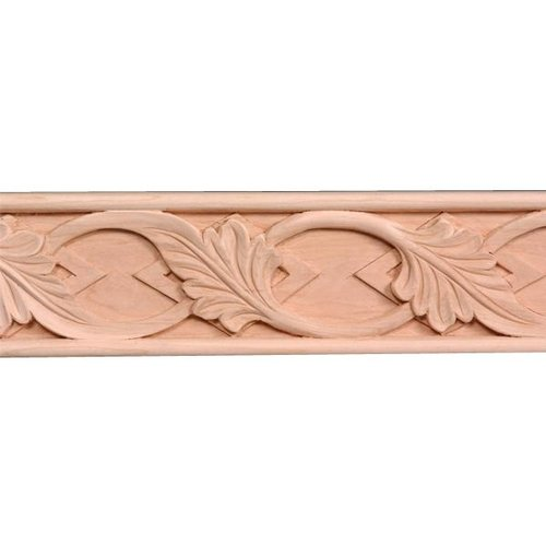 Legacy Signature 8 Foot X 3 Inch Acanthus And Vine Molding