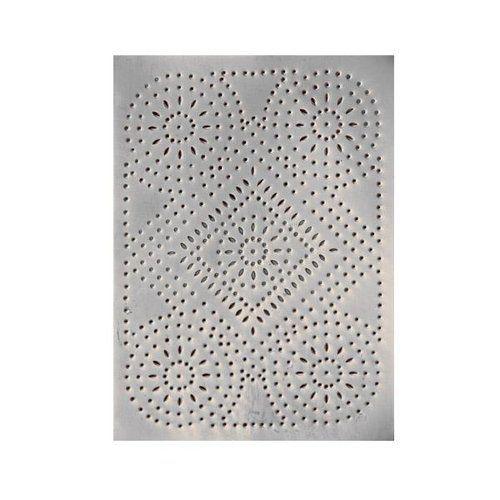 Restorers Diamond Pie Safe Tin