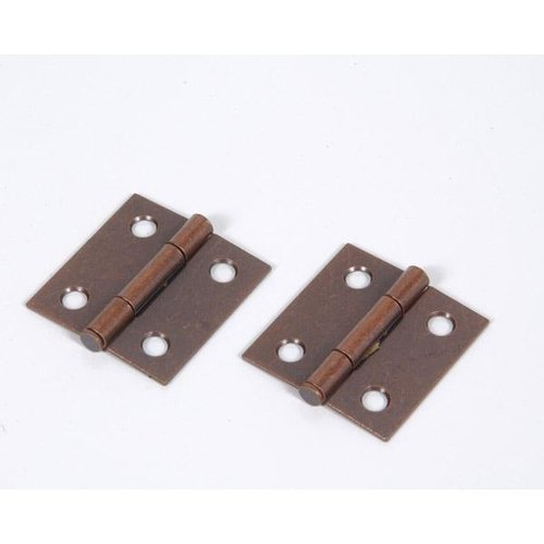 STEEL BUTT HINGE WITH LOOSE PIN