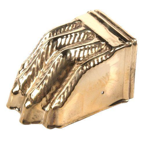 Restorers Classic 1377 Duncan Phyfe Brass Lion Claw Toe Cap