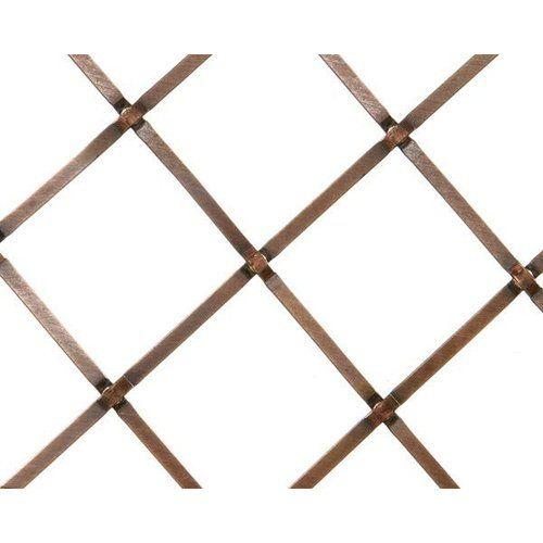 Kent Design 686P 1 1/2 Flat Press Crimp Wire Grille - 18 x 24