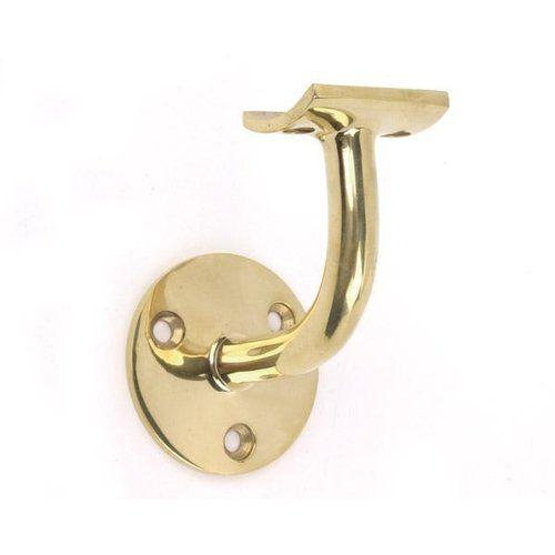 Traditional Brass/Steel Handrail Bracket