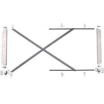 Equalizer Hardware For Barrister Bookcase