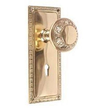 EGG & DART PRIVACY DOOR SET