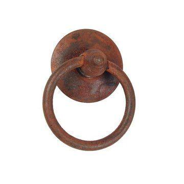 Restorers Rustic Ring Pull | Van Dyke's Restorers