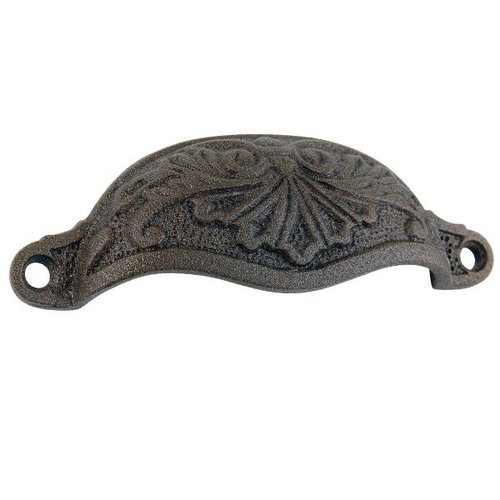 Top Knobs Abbott Cup Pull 3 15/16 Inch