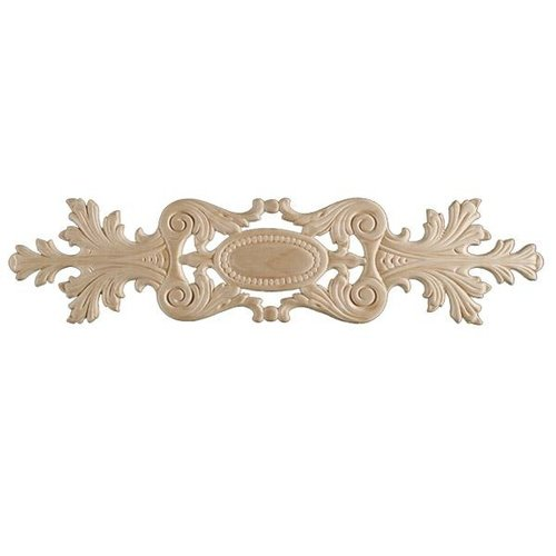 wood furniture appliques. 19 7/8 Inch Embossed Applique Wood Furniture Appliques O