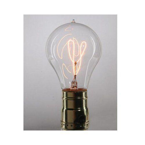1893 Edison Light Bulb Van Dyke S Restorers