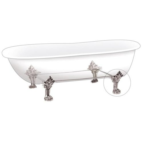 Replacement Clawfoot Tub Cradle Kit With Queen Anne Legs