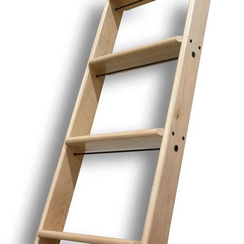 Library Ladder Unembled